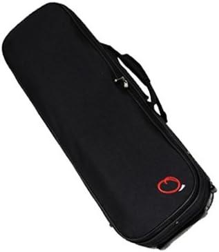 Ortola 0815-001 - Estuche violín 4/4 rectangular, color negro: Amazon.es: Instrumentos musicales