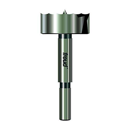 Freud Precision Shear Serrated Edge Forstner Drill Bit 1-1/2-Inch by 3/8-Inch Shank ()