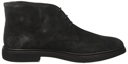 Docksteps Herren Business Light Ankle Boot 1512 Desert, Dark Grey Grigio (Dark Grey)