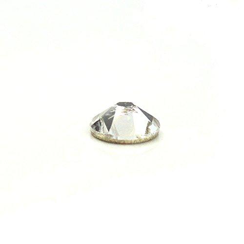 720 pcs Crystal (001) clear Swarovski NEW 2088 Xirius 16ss Flat backs Rhinestones 4mm ss16 by Crystal-Wholesale (Image #1)
