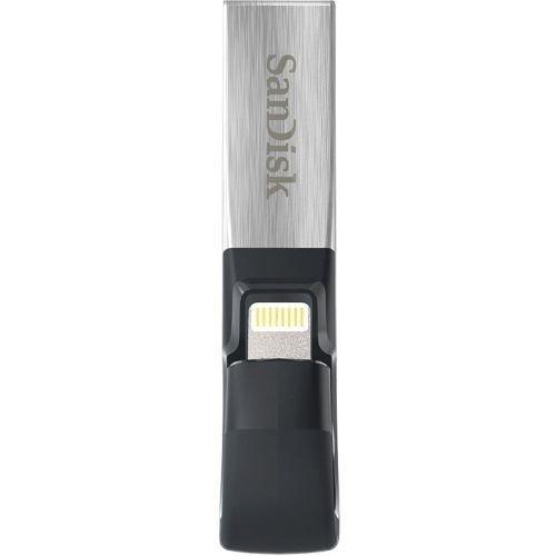 SanDisk 128GB iXpand Lightning USB 3.0 Flash Drive
