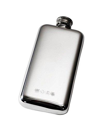 高品質 Wentworth Pewter Flask, - Plain Pewter Pocket Flask, Spirit Pewter Spirit Flask B01MZFYNS4, ウジシ:5a6153d4 --- a0267596.xsph.ru