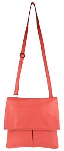 bandolera Mujer Girly Handbags Coral Bolso qpqAwf