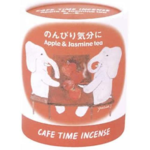 日本香堂 お香 カフェタイム インセンス のんびり気分に