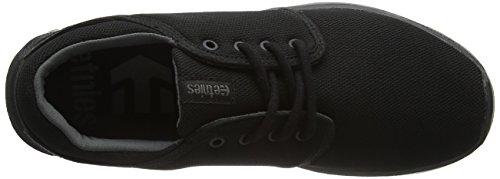 black Femme Scout Noir 540 black Chaussures Etnies W's grey qw7XxttZ