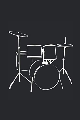 Drums: Graph Ruled Notebook