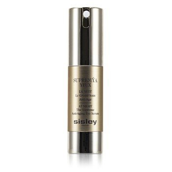 Sisley Supremya Eyes At Night The Supreme Anti-Aging Eye Serum Serum For Unisex 0.52 oz