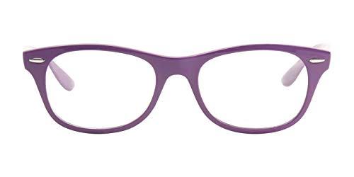 - Ray-Ban RX7032 Liteforce Eyeglasses-5437 Violet-50mm