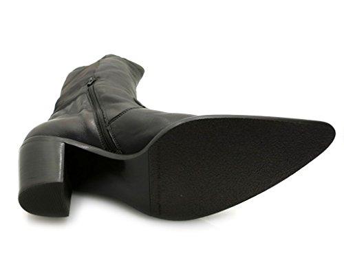 YKX & Co. - Stiefel - 2855 Braun