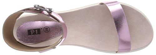 Schiava Alla rosa Donna Rosa 313002 Sandalia pink P1 UBTzU