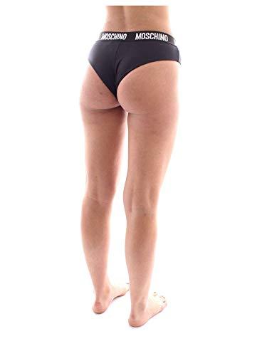Slip A Underwear Moschino Donna Mare 5508 Nero 7103 zqIPw51