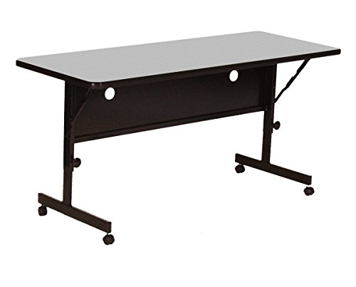 Correll FT2460-15 Deluxe Flip Top Table, 24