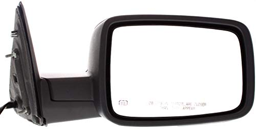 Mirror For 2011-2012 Ram 1500 2009 Dodge Ram 1500 RH Heated W/Signal Light