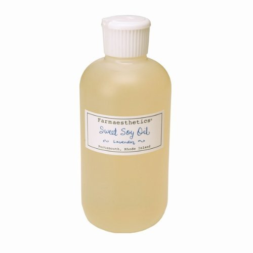 Farmaesthetics Sweet Soy & Lavender Oil 10 oz