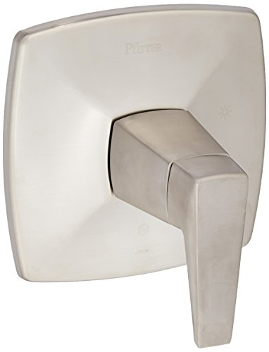 Faucet Trim Price Pfister (Pfister R891LPMK Arkitek Single Handle Trim Only in Brushed Nickel)