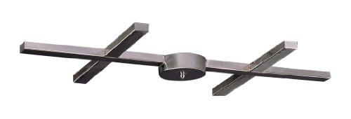 Elk 6H-SN 6-Light H Bar Pan In Satin ()