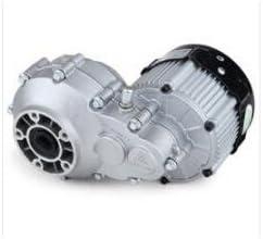 GZFTM bm1418hqf 750W 60V DC Motor eléctrico para Motor eléctrico Triciclo diferencial Motor