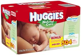 Huggies Natural Care Wipes Are Gentle on Baby