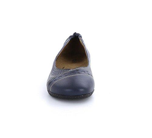 Navy Sleek Women's Flat Taos Ballet qXwnSvw5Ix