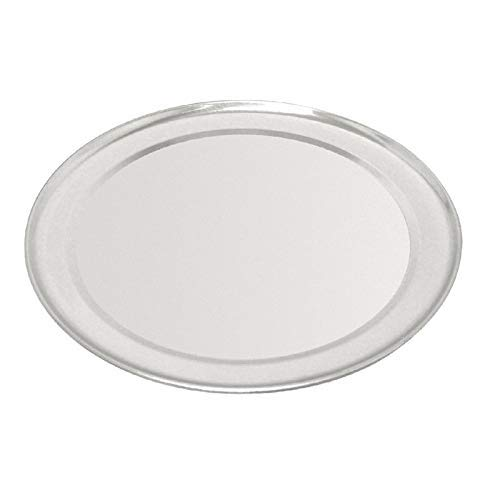 Bandeja para pizza de aluminio de Vogue borde ancho 26 cm molde ...