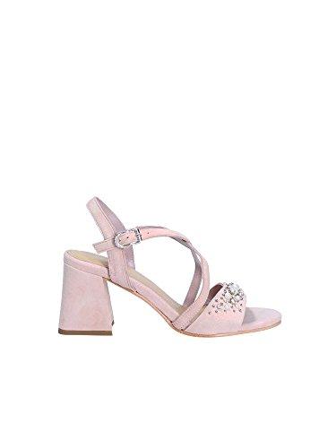 Sandalo Rosa Apepazza Donna Tacco PLN08 n6YxwqHP