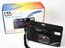 MACRO Point & Shoot 3D Camera - The 3D MAC (Exp 400 Iso Film 24)