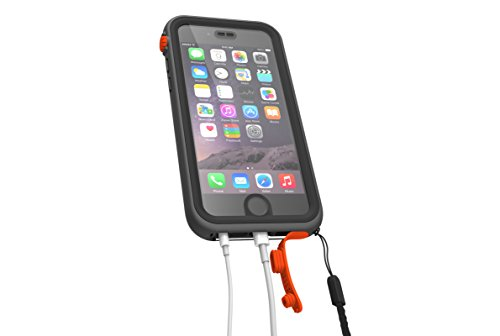Catalyst Hülle für Apple Iphone 6 (rescue-ranger), wasserdicht, schockabsorbierend, mit voller Touchscreen-Funktion inkl. Touch ID