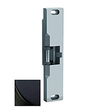 HES 18103547 310 2 Folger Adam Electric Strikes Grade 1 Latchbolt and Locking Cam Monitor with Auxiliary Switch Toned Bronze