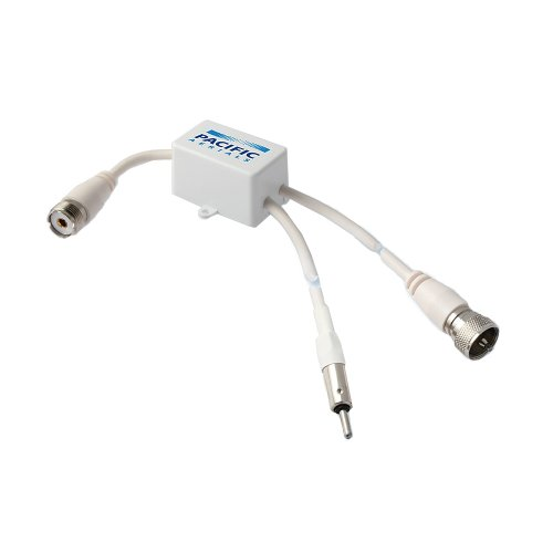 Pacific Aerials Vhf/Am/Fm Band Splitter (Part #P7101 By Pacific Aerials)