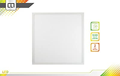 LLT LED Edge-Lit Flat Panel 2x2 27W 4000k/5000k