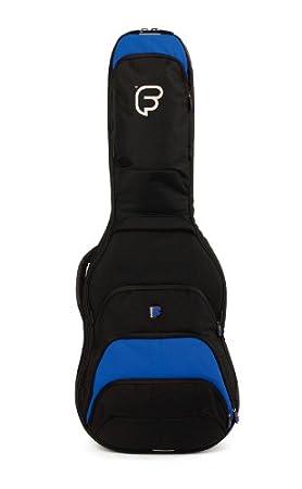 Fusion F1-32 G E B - Funda para guitarra eléctrica, color azul: Amazon.es: Instrumentos musicales