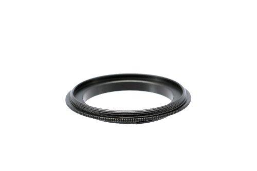Photo Plus Sony Alpha A99 A77 A65 A58 A57 A55 A37 A35 A33 A900 A850 A580 A560 A550 A500 A450 A390 A380 A350 A330 A290 A230 to 55mm Reverse Mount Adapter by Photo Plus