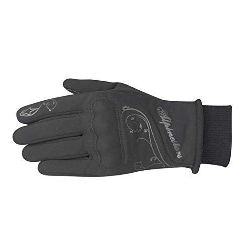 Alpinestars Stella C1 Windstopper Gloves Black Xs/X-Small