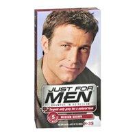 Just for Men shampooing-En Couleur des cheveux brun moyen, 2pk