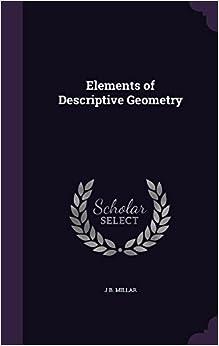 Book Elements of Descriptive Geometry