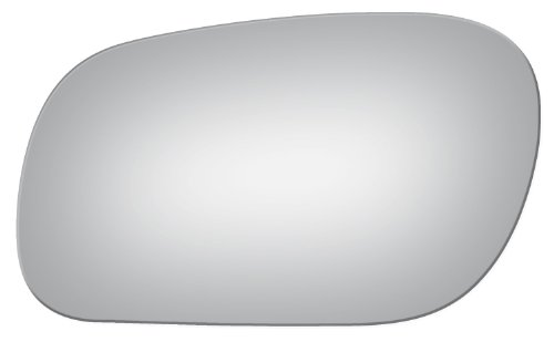1997-2011 FORD CROWN VICTORIA-LTD Flat, Driver Side Replacement Mirror (Ford Ltd Mirror Glass)
