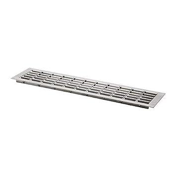Ikea METOD - Rejilla de ventilación, Acero Inoxidable ...
