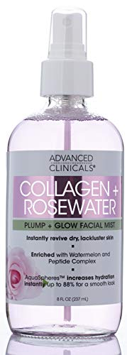 Rosewater Lightweight Non Greasy Advanced Clinicals product image
