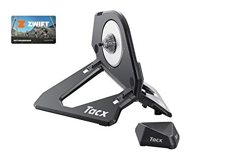 Tacx NEO 1 Smart Trainer with 11-Speed Cassette and 3-Month Zwift Membership