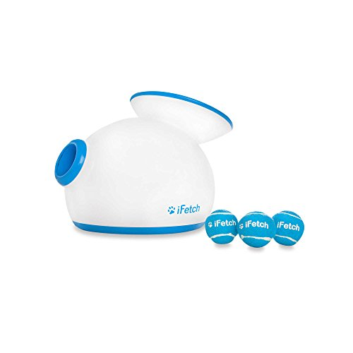 iFetch Automatic catch ball machine for dogs by iFetch
