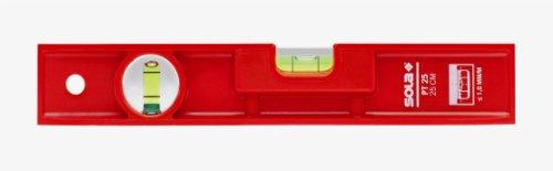 Sola Plastic Cast Torpedo Scaffolder's Level - PT 25 (Torpedo Plastic)