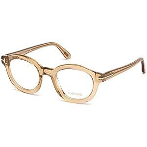 Eyeglasses Tom Ford FT 5460 045 shiny light brown