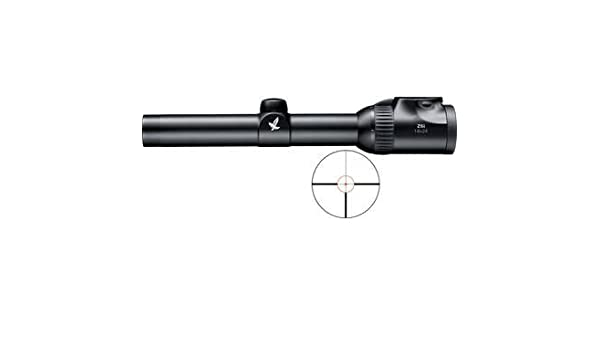 c6f67cbd9d8 Amazon.com : Swarovski 1.7-10x42 Z6i 2nd Generation Riflescope (Matte  Black) : Rifle Scopes : Sports & Outdoors
