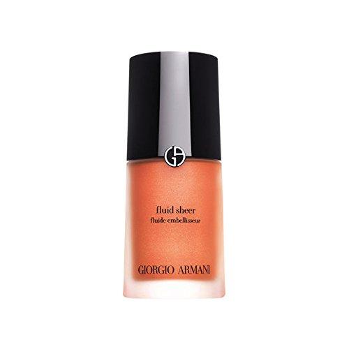 Giorgio Armani Beauty Color 5 Fluid Sheer, 1.0 Ounce (Fluid Sheer Armani)