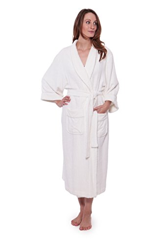 terry cloth bathrobe robe for women best christmas gifts for import it all. Black Bedroom Furniture Sets. Home Design Ideas