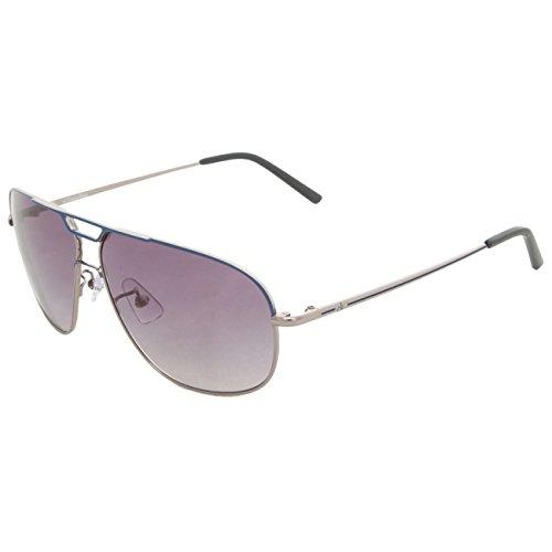 Eyewear De Metallicblue Klein 107 Lunettes Unisexe Soleil Calvin nbsp;lunettes Ck2112s 7H8aa6qP