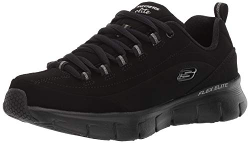 36 Eu 0 About Mujer amp; 3 Synergy out Negro Skechers13261w bbk PvwzTqW