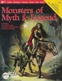 Monsters Myth Game, Mayfair Games Staff, 0912771291
