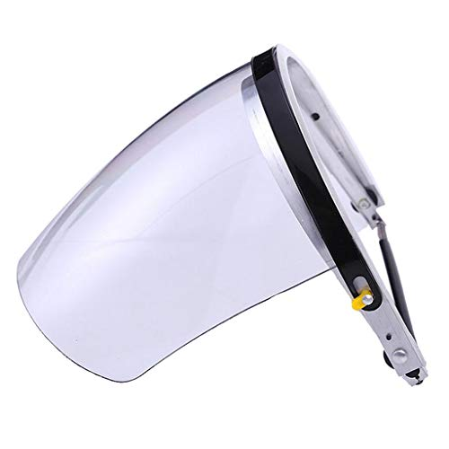 Flameer Welding & Grinding Equipment Eye Face Protection Engineering Plastic Mask - White by Flameer (Image #6)
