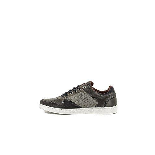 Bullboxer 735-K2-5144D Zapatos de cordones Hombre gris, EU 43